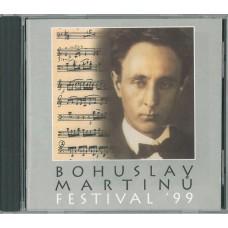 Festival Bohuslava Martinů 1999